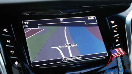 GPS Europe cadillac escalade