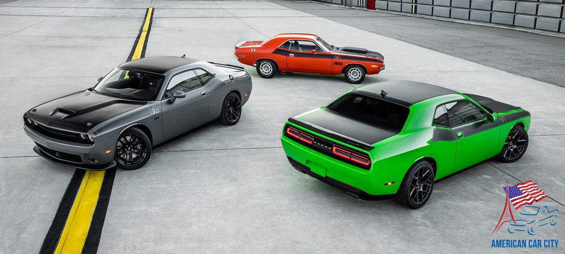 collection dodge Challenger