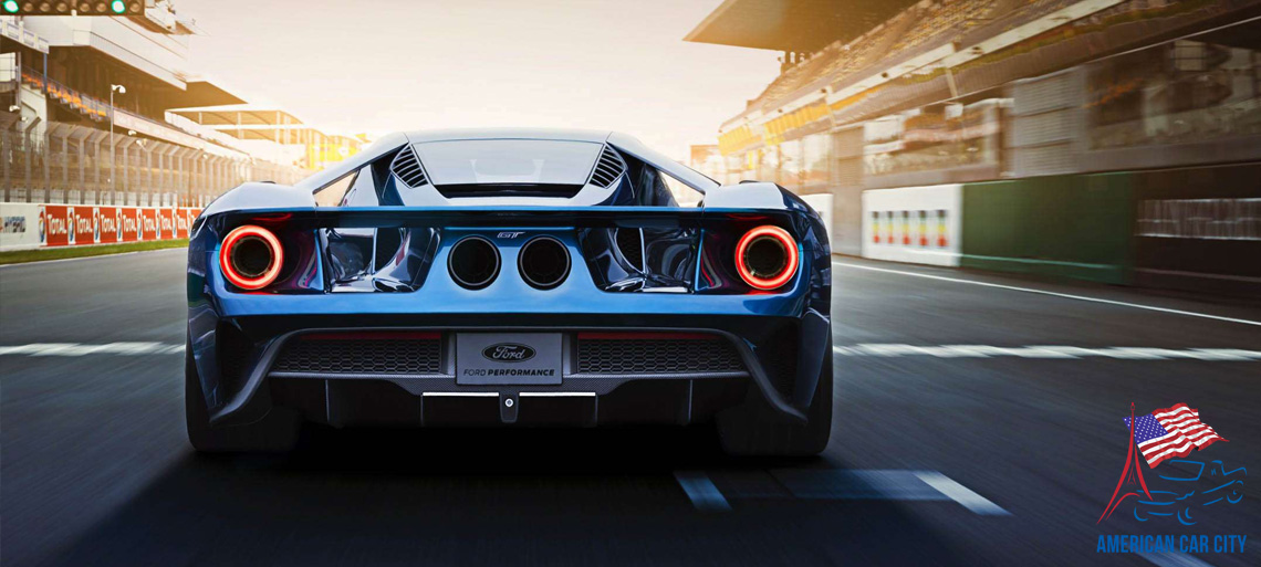 arriere ford gt