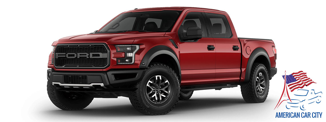 ford raptor 2017 rouge