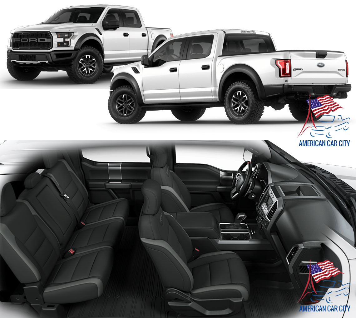 ford raptor 2017 supercrew