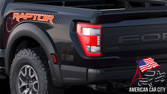 sticker ford raptor
