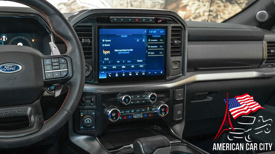 autoradio cd ford raptor