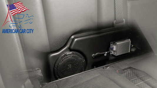 subwoofer kicker ford raptor