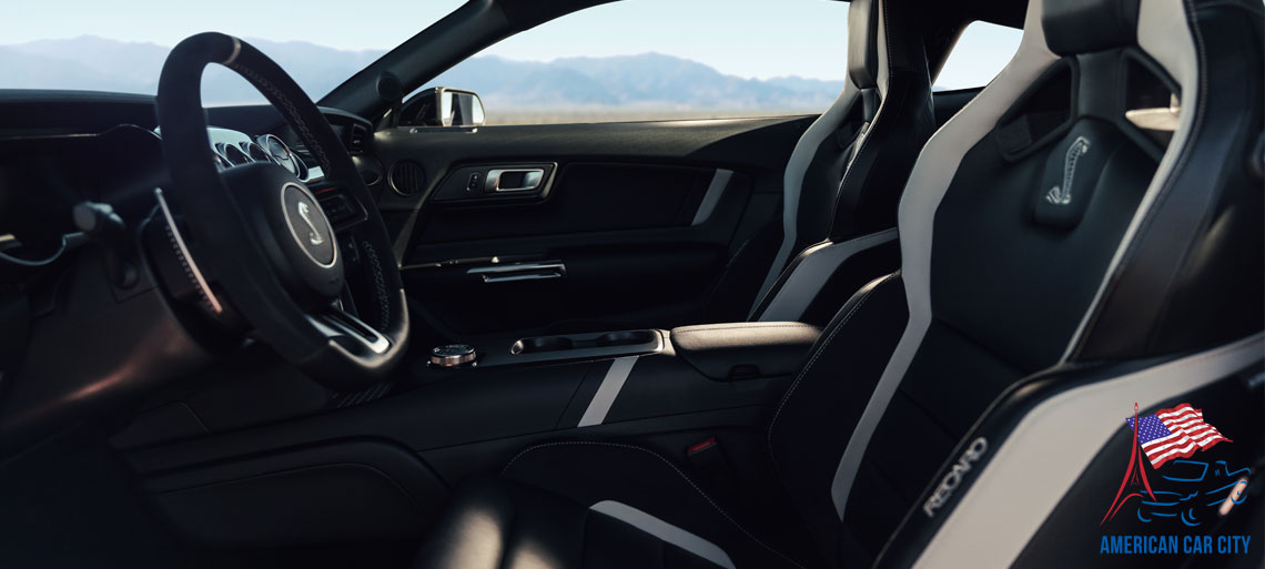 interieur ford shelby gt500 mustang