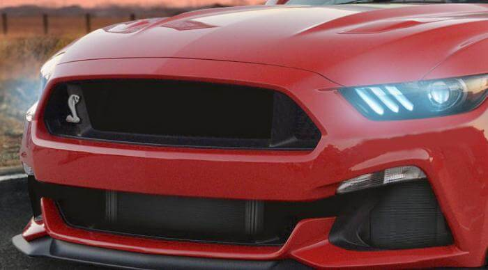 shelby mustang gt500 2018