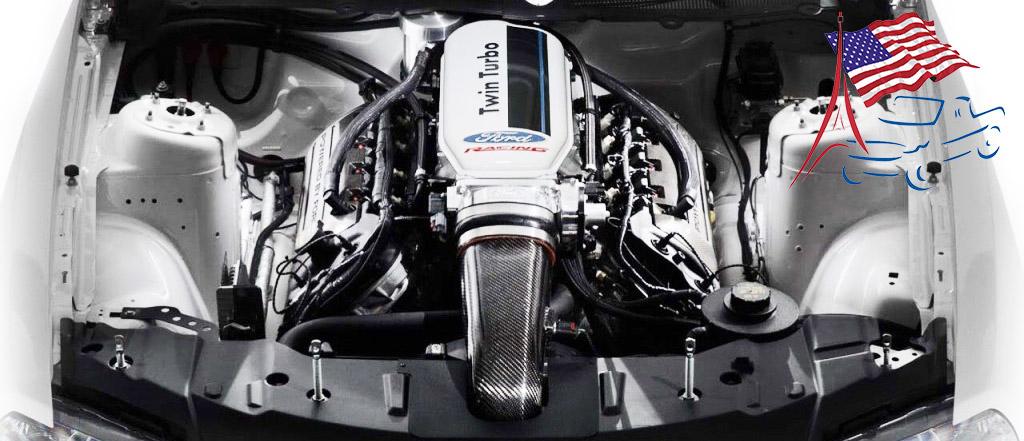 moteur biturbo ford