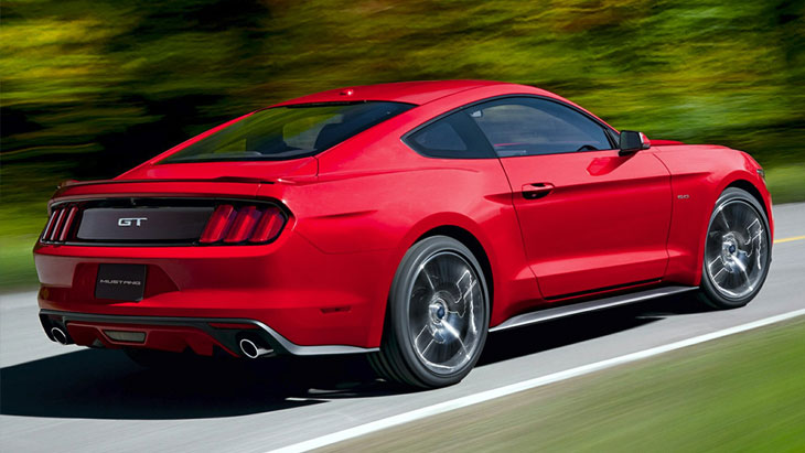 Ford Mustang hybride