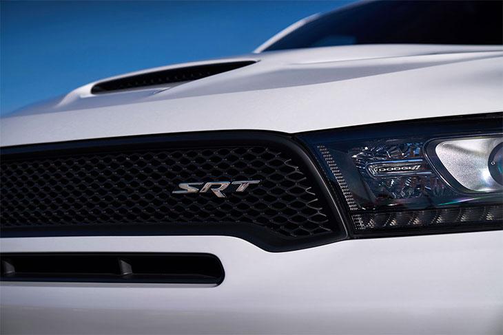 logo Dodge SRT