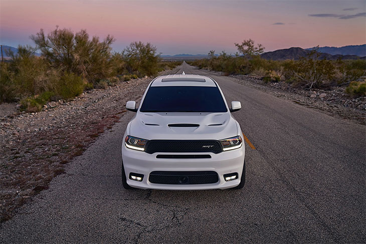 Dodge Durango SRT 392