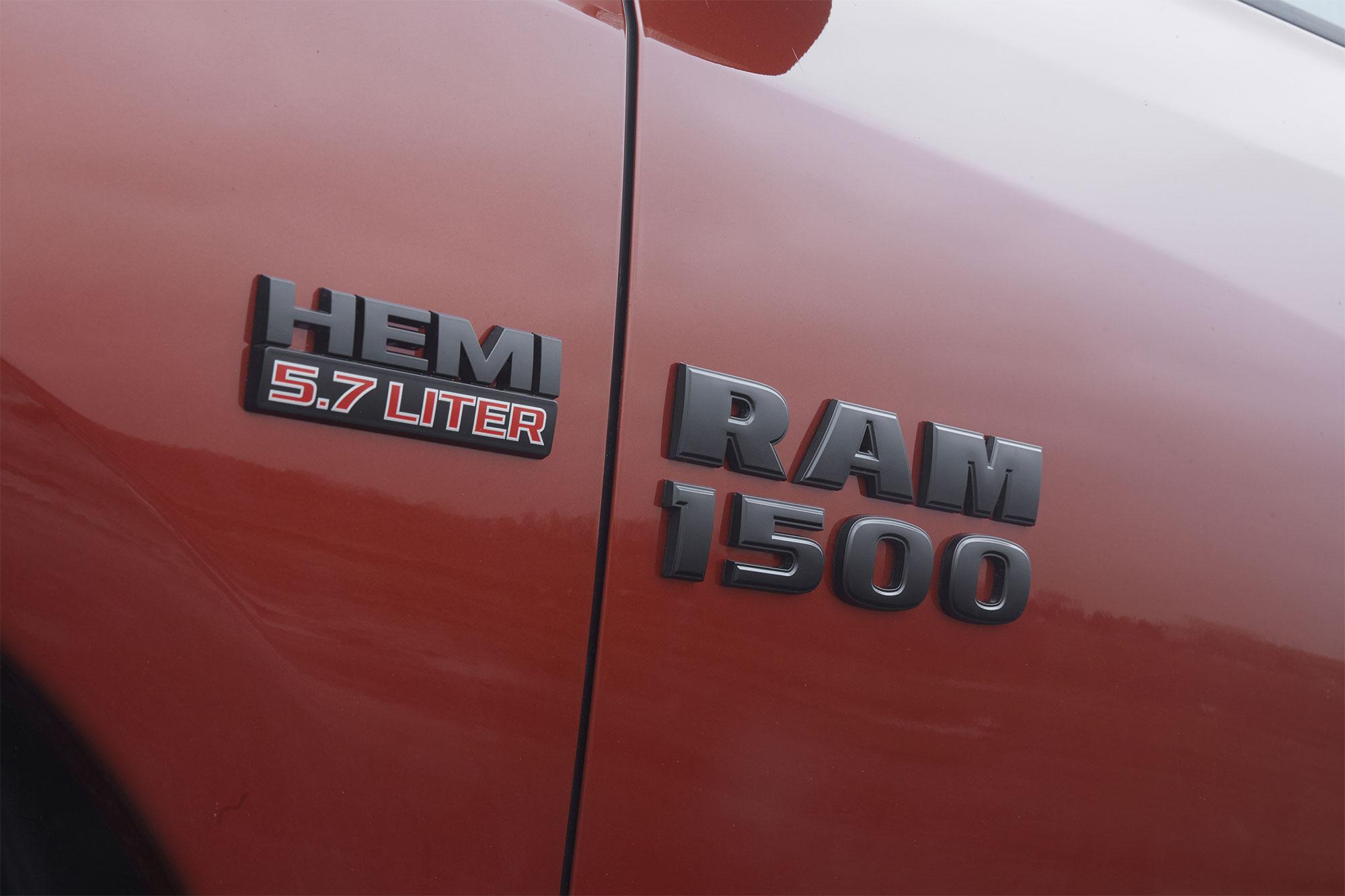 badge sport ram copper edition