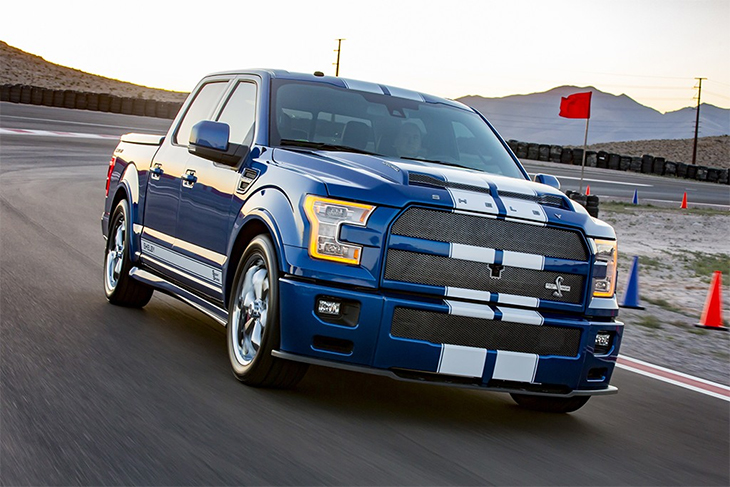 ford f150 Shelby super snake 2017