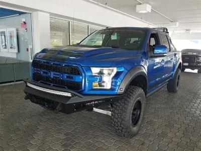 Ford shelby raptor baja 2017