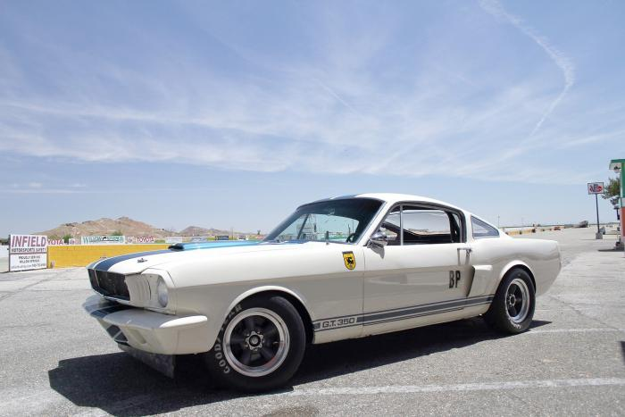 Shelby GT350R Continuation