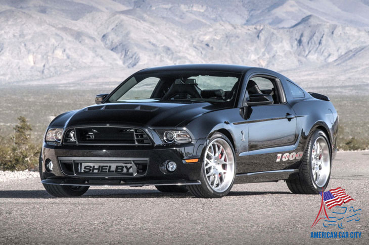 shelby 1000 2013