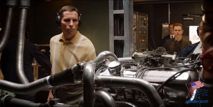 Christian Bale - Le Mans 66