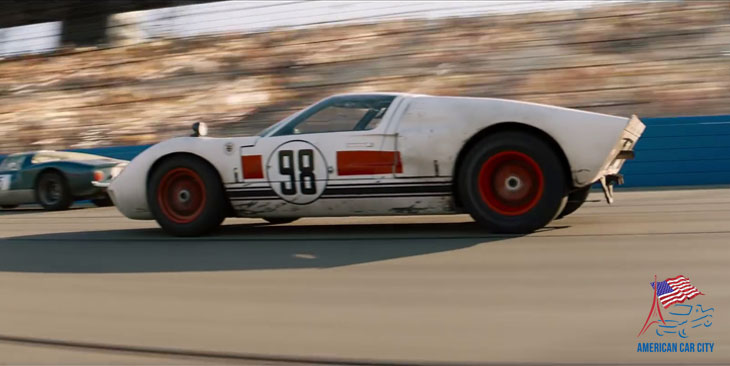 Ford GT Le Mans 66