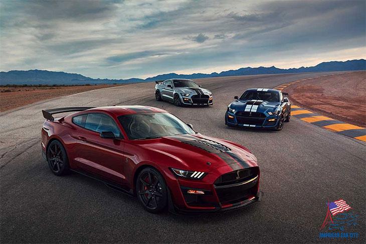 Shelby GT500 2020 Le Mans