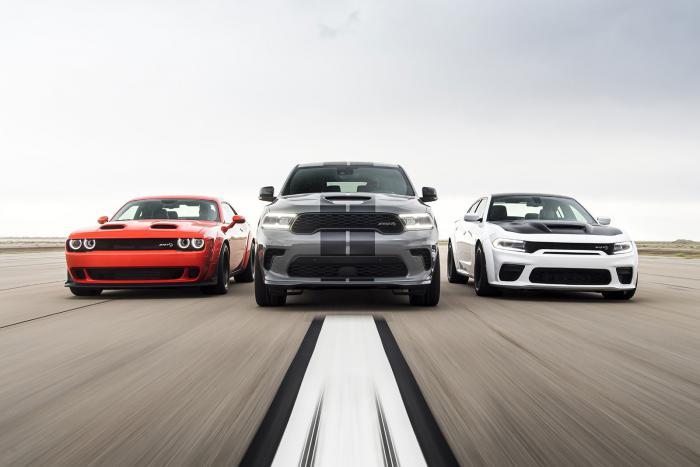 Nouvelles Dodge SRT : Charger Redeye, Durango Hellcat et Challenger Super Stock1