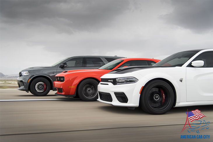 Dodge SRT 2021