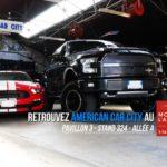 Mondial de l'automobile 2016 - American Car City