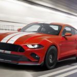 mustang Shelby gt500 2018