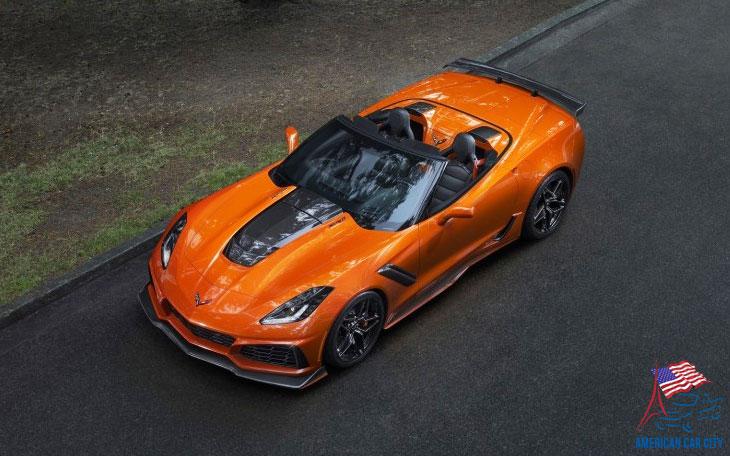 chevrolet corvette zr1 2019 cabriolet