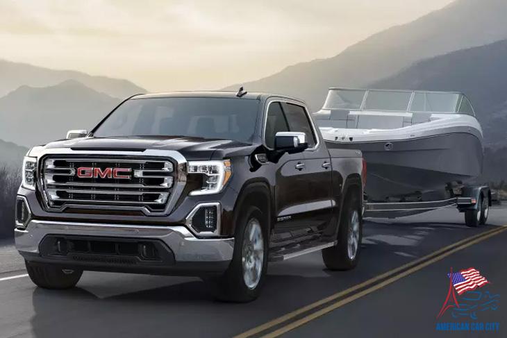 GMC Sierra Denali 2019