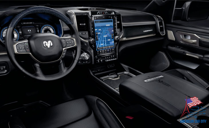 interieur ram limited 2019