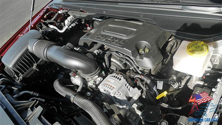 moteur v8 hemi