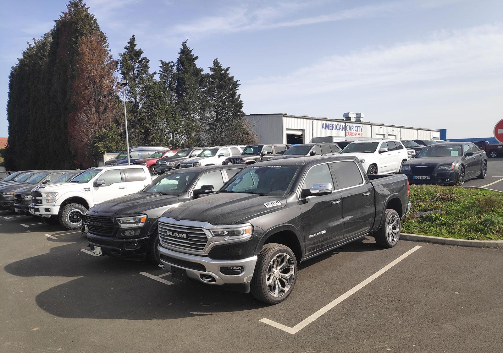 pickup-americain-occasion